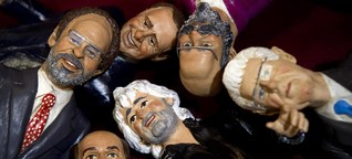 Wahlchaos in Italien - Grillos Erdbeben macht Italien unregierbar