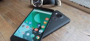 Das Nexus 6P im Test: Huaweis gelungenes Google-Phone-Debüt