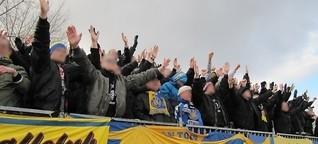 Leipziger Fußballclubs kämpfen mit Problemfans