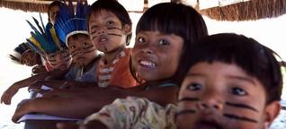 Erste Guarani-Akademie in Paraguay