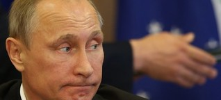 """""""Russischer Frühling"""" - Putin reicht Großmachtfantasten Hand"""