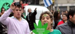 Uruguay wird liberaler