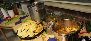 Köln lernt von Flüchtlingen kochen