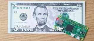 Raspberry Pi Zero: Ein Computer für fünf Dollar