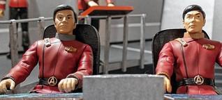 Die Enterprise fliegt wieder