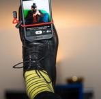 Selfie Schuh – Schuh Selfie