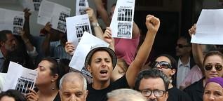 Insolvenzverwalter des »Arabischen Frühlings«