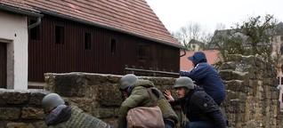 Ich wurde von der Bundeswehr ausgeraubt, entführt und erschossen