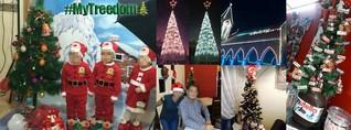 Wer Weihnachten feiert, wandert ins Gefängnis