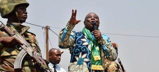 Zentralafrikanische Republik: Träumen vom Rechtsstaat