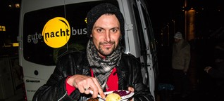 Obdachlose: Ein Bus bringt Hoffnung