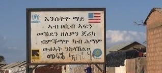 Minderjährige Flüchtlinge aus Eritrea