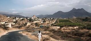 Wie geht es weiter mit Eritrea?
