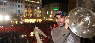 Bayern-Fans hoffen auf Pep