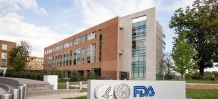 Scharfe Kritik an schnellen Zulassungen der FDA