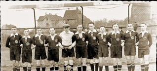 Erinnerung an jüdische Fußballer in Deutschland