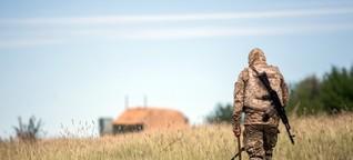 Ukraine: Krieg im Kopf