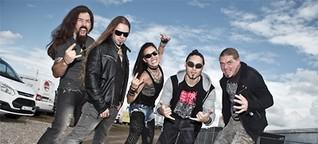 Melodien aus Metall - die Band Equilibrium