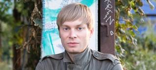 """Hendrik Otremba: """"Musik muss politisch sein."""""""