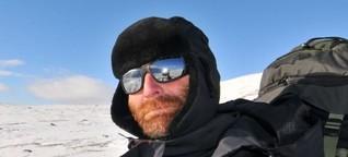 Ein CIO in der Arktis: Wenn das Backup ein Kompass ist