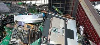 Online-Händler proben Aufstand gegen neues Elektroschrott-Gesetz