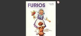 Chefredakteurin von FURIOS: Raus hier!