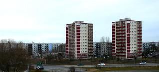 Ein Tag in Marzahn Hellersdorf
