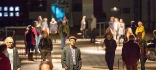 """Die Künstlergruppe Artscenico stellt """"50 Menschen"""" aus"""