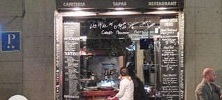 La Rambla in Barcelona: Hier sind Sie bedient!