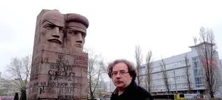 Ukraine: Adieu, Kommunismus!