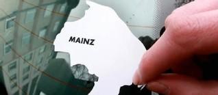 Aufkleber für Mainzer: Die Stadt auf dem Auto