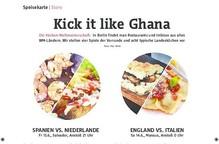 Küchen WM 2014