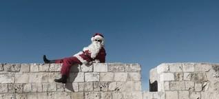 Weihnachten in Jerusalem