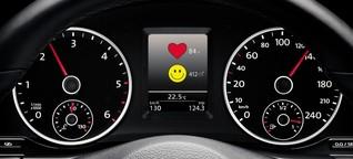 Wie Autos künftig Frust erkennen sollen