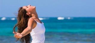 Wo Allergiker im Urlaub aufatmen können