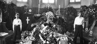 Gustloff-Affäre 1936: Drei Kugeln gegen den Nazi-Terror