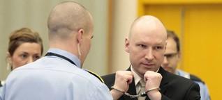 Massenmörder verklagt Norwegen wegen Haftbedingungen: Breivik wünscht sich Nazi-Ehefrau [1]
