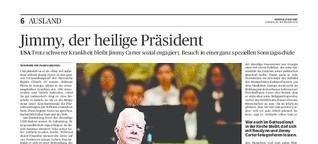 Jimmy, der heilige Präsident