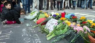 """Audio """"Nach den Anschlägen in Brüssel"""" - Interviews"""