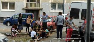Entwicklungshilfe in Dortmund: Kleine Schritte auf dem Weg in ein menschenwürdiges Leben für Roma in der Nordstadt