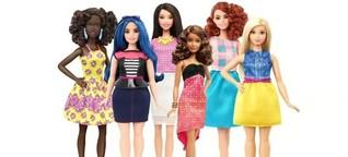 Barbie: Babybauch oder Wohlfühlpfunde?