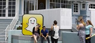 Social Media - So fordert Snapchat Facebook heraus