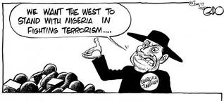Wahljahr 2015 - Nigeria vor einer simplen Entscheidung