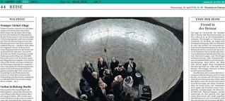 Touching Cold: Kunst in Schleswig-Holsteins Eiskellern