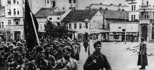"""Was zählte, war der Kampf gegen den Faschismus"""