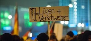 Gekaufte Journalisten der Lügenpresse: Schweigekartell? Schön wär's!