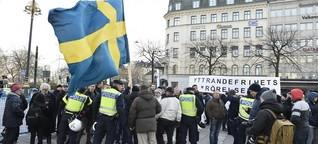 Schweden - Rechte Propaganda, gefördert von der EU