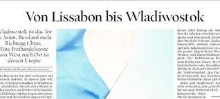 Von Lissabon bis Wladiwostok