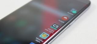 Samsung Galaxy S7 Edge im Test: What a Smartphone