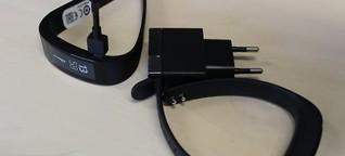 Vergleichstest: Sony SmartBand Talk & Huawei TalkBand B1
